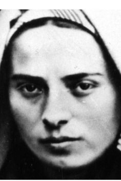 Bernardeta Soubirous (Lourdes, 1858 r.)