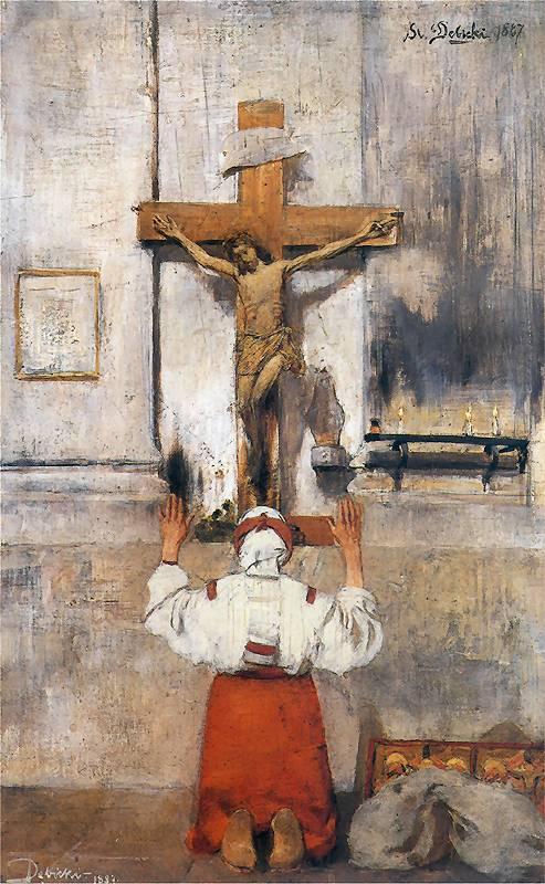 Stanisław Dębicki - Modlitwa