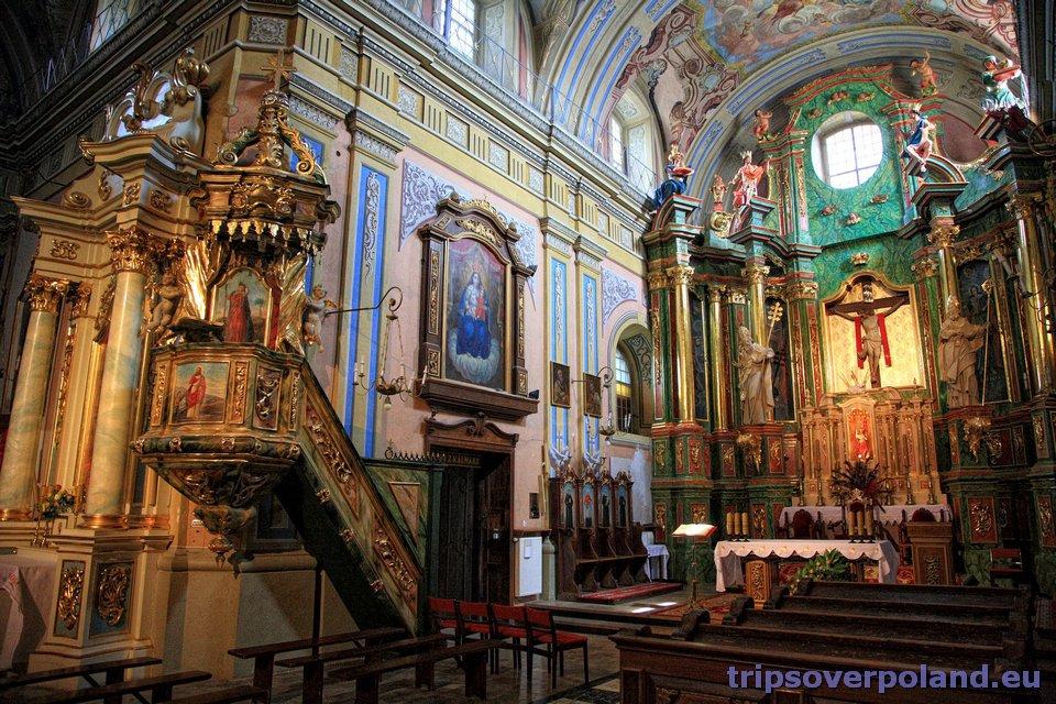 Sanktuarium w Kalwarii Pacławskiej (fot. blog Wycieczki po Polsce)