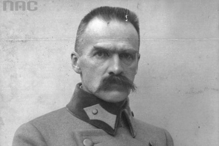 Jozef Piłsudski 1919 r.