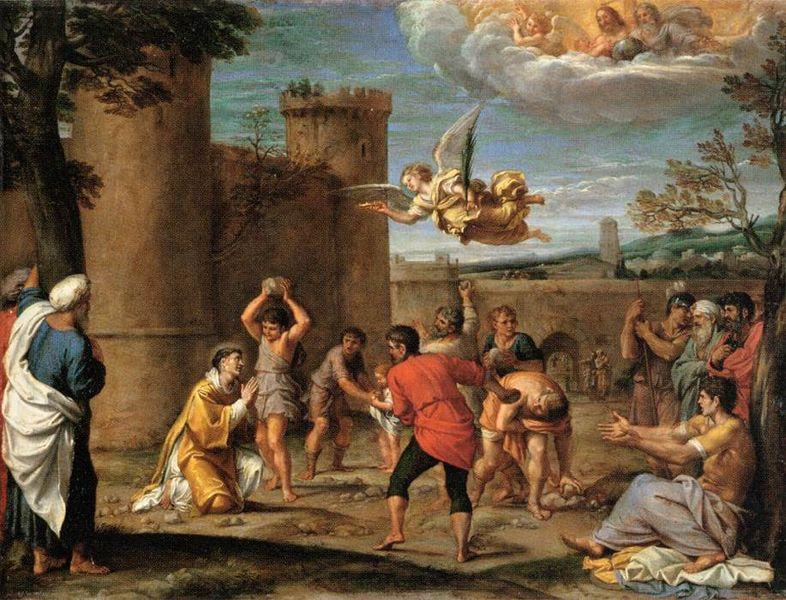 Annibale Carracci - Męczeństwo św. Szczepana
