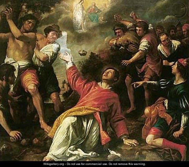 Ukamieniowanie św. Szczepana
