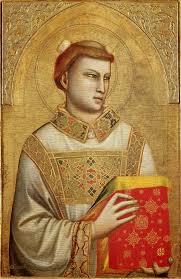 Giotto - Św. Szczepan