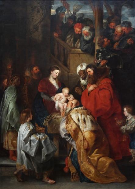 Peter Paul Rubens - Święta Rodzina