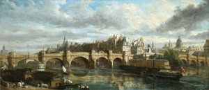 William Parrot - Paryż 1843