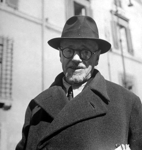Naczelny Rabin Rzymu, Israel Eugenio Zoll