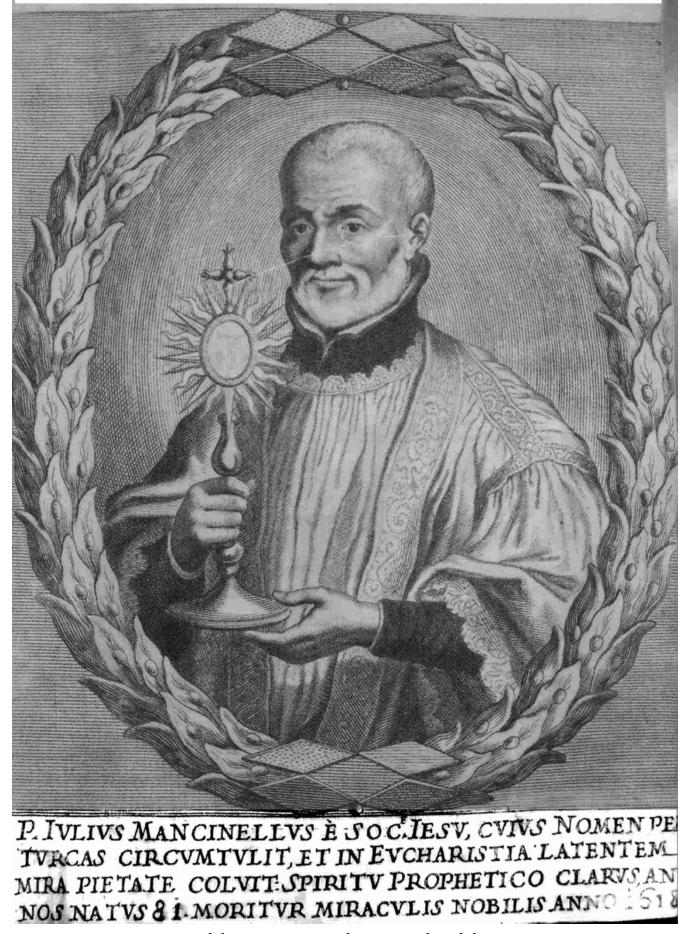 O. Gulio Mancinelli SJ