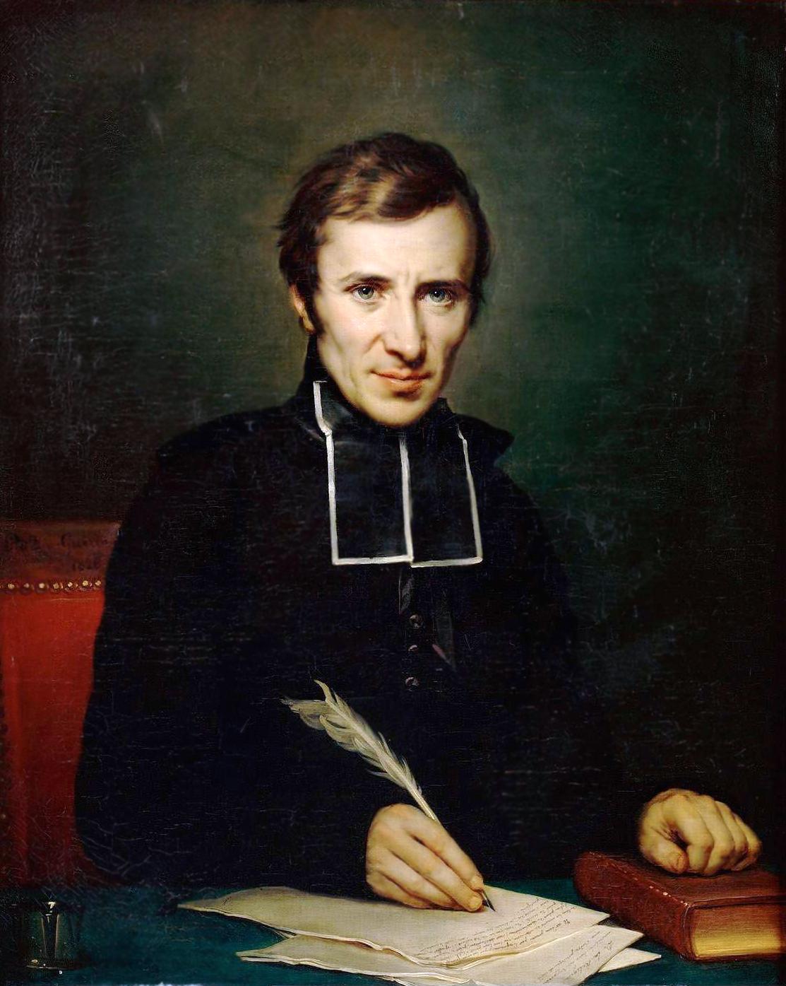 Ks. Hugues Felicite de Lamennais