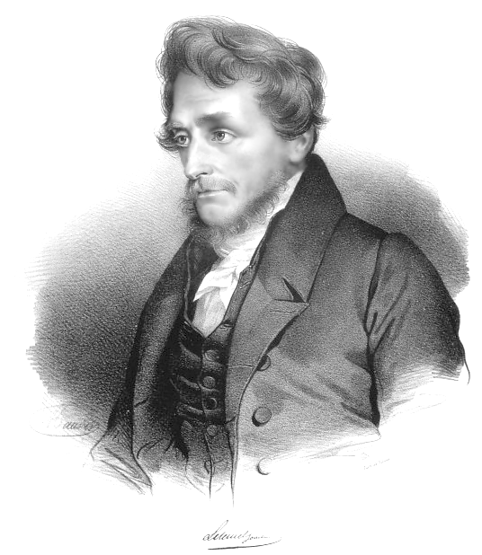 Joachim Lelewel, profesor historii na Uniwersytecie Wileńskim, nauczyciel i przyjaciel Adama Mickiewicza