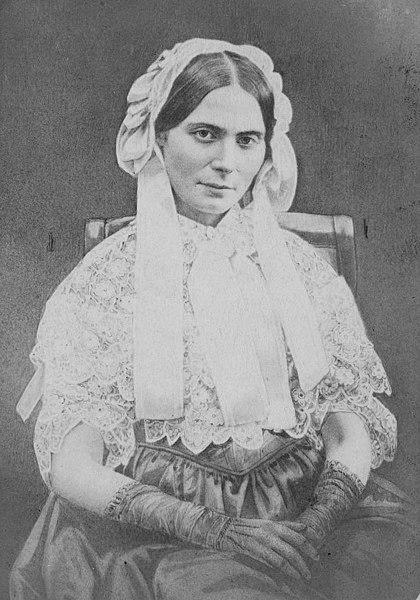 Celina Mickiewiczowa w ostatnich latach życia