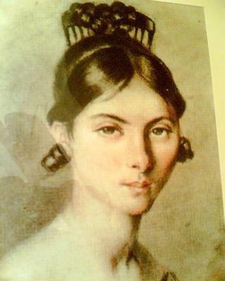 Portret Celiny Szymanowskiej